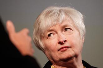 Джанет Йеллен будет назначена главой Федеральной резервной системы США