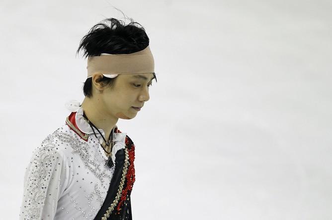 Олимпийский чемпион Сочи Юдзуру Ханю