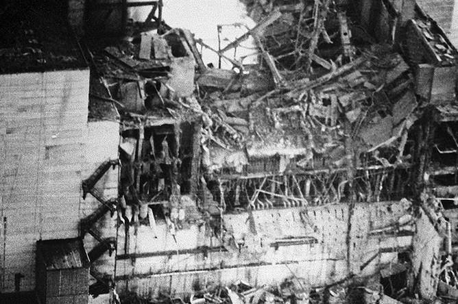 Последствия взрыва на Чернобыльской АЭС, 26 апреля 1986 года