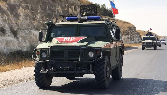 Ответный удар: ВКС России атаковали боевиков в Сирии