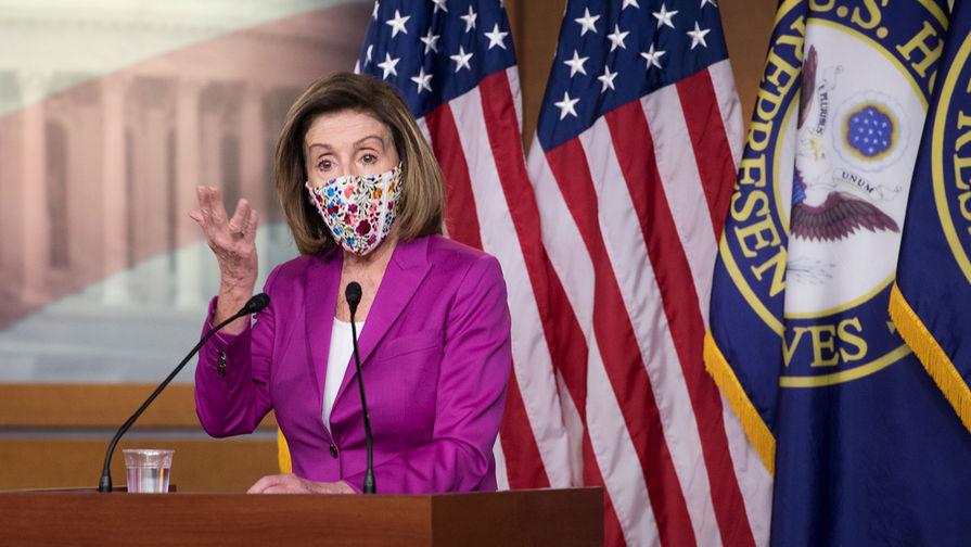Пелоси заявила о «внутренних врагах» в Конгрессе США