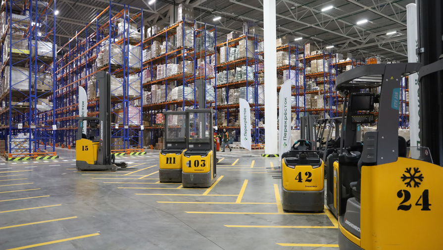 X5 Retail Group открыла в Подмосковье распределительный центр