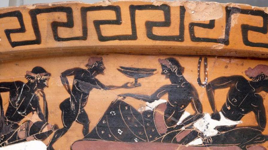 Жена Митридата и другие древнегреческие лица