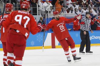 Вячеслав Войнов открыл счет в финале Олимпиады