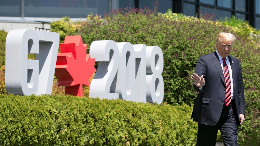 WP назвала первое условие для возвращения России в G7