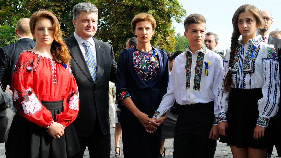 Фонд жены Порошенко выделил свыше 40 млн рублей на комедию о войне в Донбассе