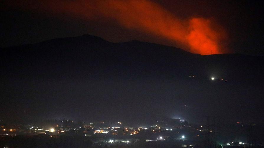 Источник: силы ПВО Сирии отразили атаку Израиля