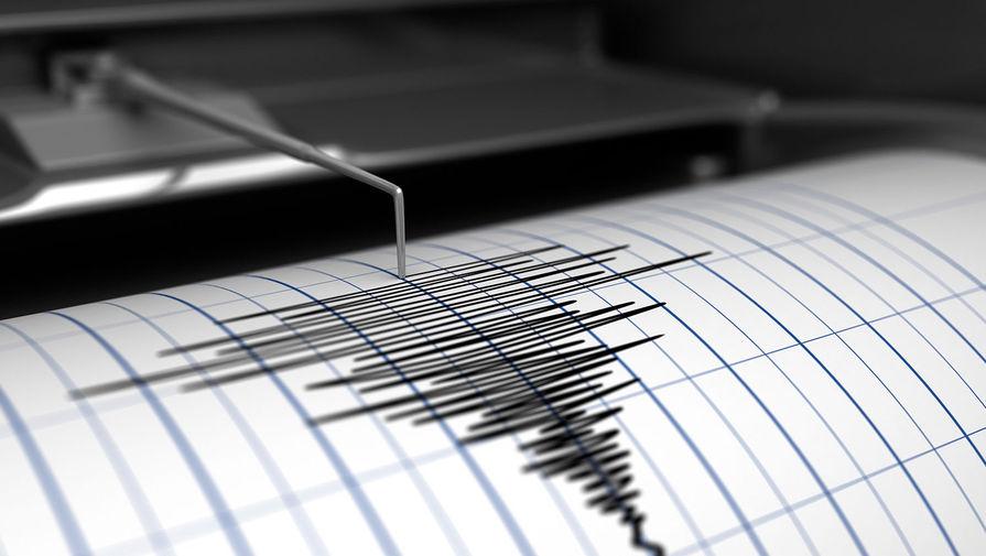 Землетрясение магнитудой 5,3 произошло у берегов Камчатки