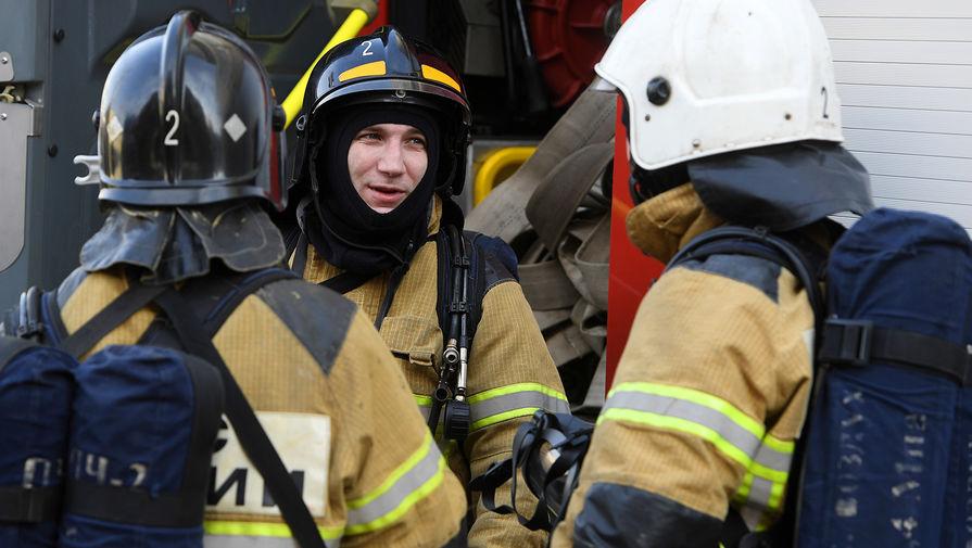 Крупный пожар в Нижнем Новгороде потушен