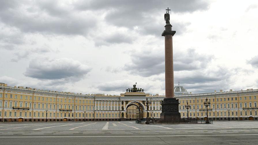 В Петербурге осталось менее 1% свободных коек для пациентов с коронавирусом