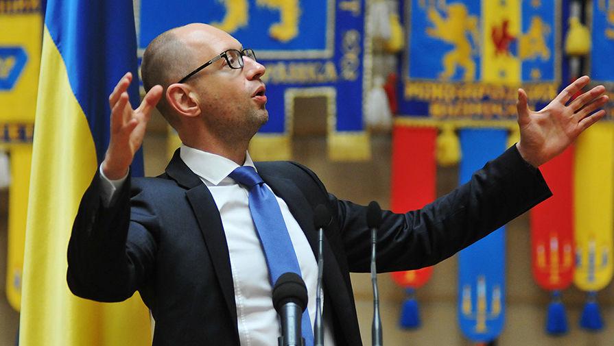 Украинский министр гей