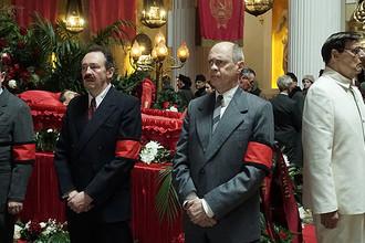 Стив Бушеми в роли Никиты Хрущева в комедии «Смерть Сталина» (2017)