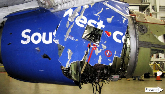 Чтоб не засосало: Boeing проверит тысячи самолетов