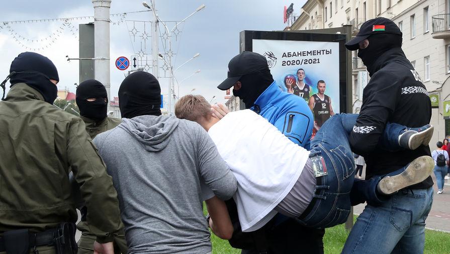 Студенты протестуют: в Минске произошли новые задержания