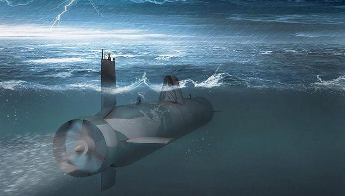 Удар из глубины: в России работают над новой системой для морских сражений
