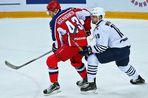 «Адмирал» дома проиграл ЦСКА в матче КХЛ
