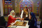 Онлайн вторых партий полуфинала на чемпионате мира по шахматам среди женщин