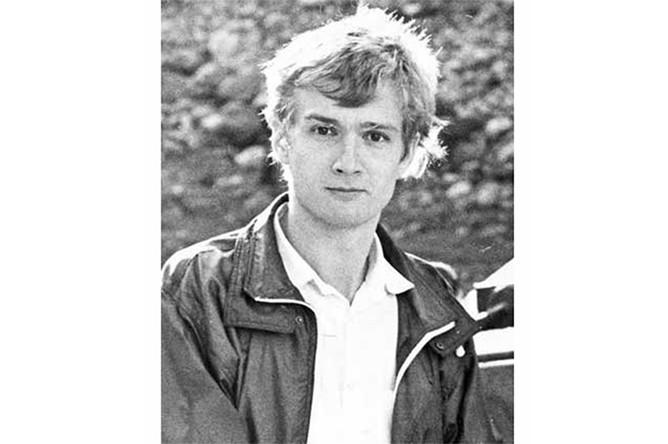 Дмитрий Холодов, 1992 год