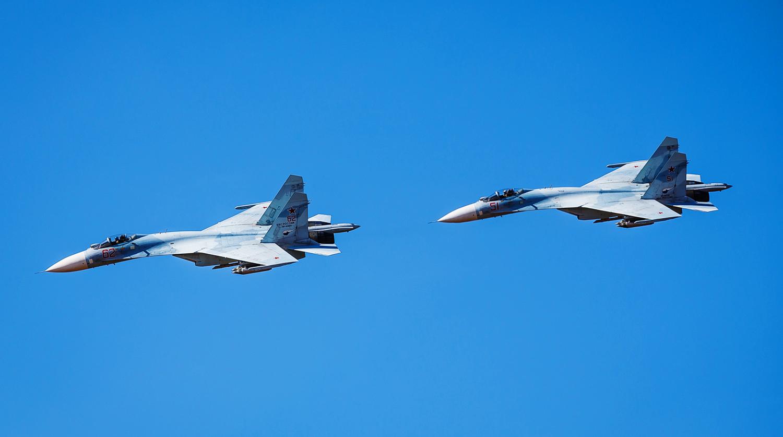 Истребители РФ 10 раз за неделю перехватили разведчиков у границ страны