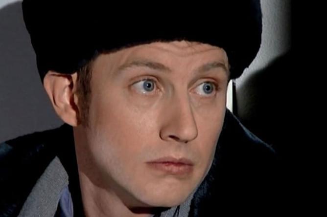 Кадр из сериала «Глухарь-3» (2010)