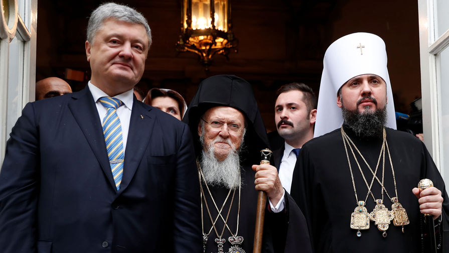 В Госдуме Порошенко обвинили в «сектантстве» и «бездуховности»
