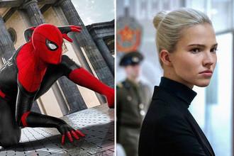 «Человек-паук» побил Бессона: что смотрят в России