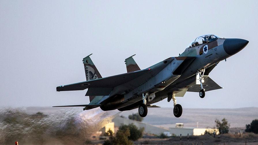 Израильская авиация уничтожила здание в Газе, где располагались структуры ХАМАС