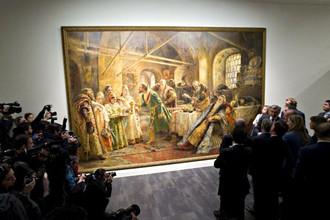 Филиал Русского музея в испанской Малаге