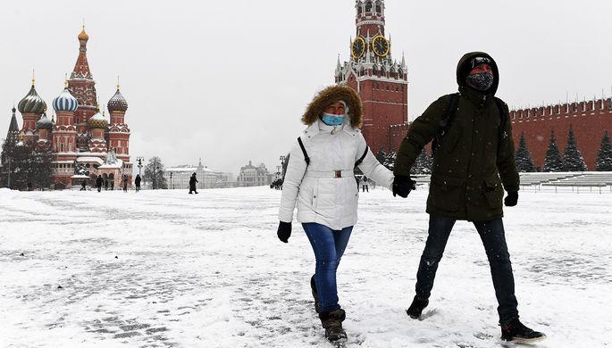 Ниже, еще ниже: Москву одолеют морозы