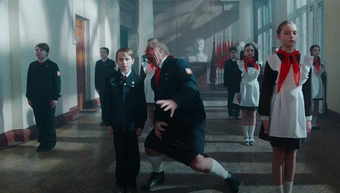 Кадр из видео Till Lindemann- Ich hasse Kinder