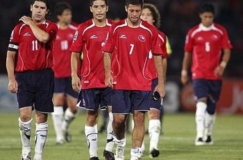 Сборная Чили опустилась на 16-ю строчку