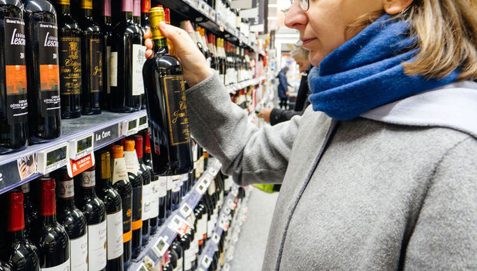 Удар по градусу: когда подорожает вино