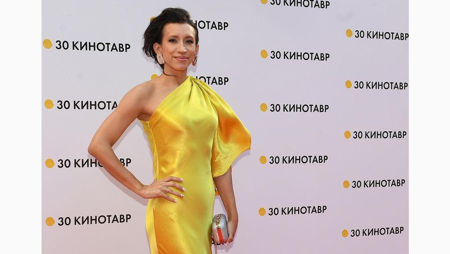 Актриса Елена Борщева