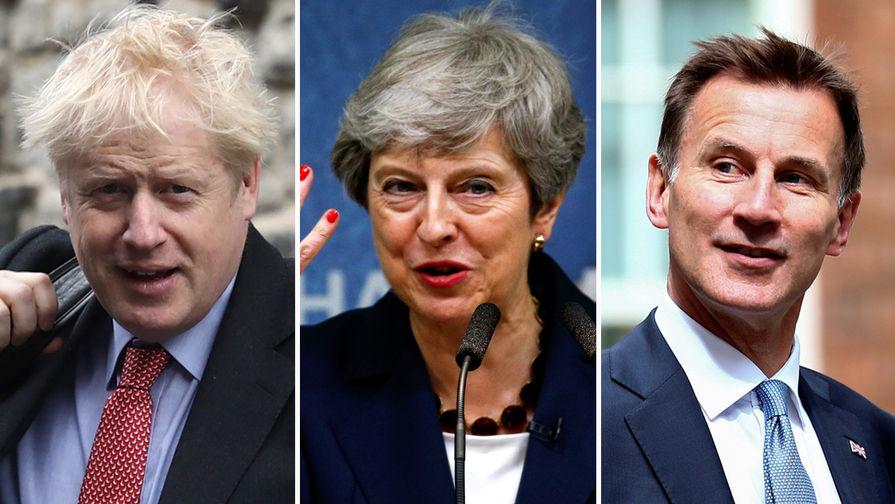 Борис Джонсон сменит Терезу Мэй на посту премьер-министра Великобритании - онлайн