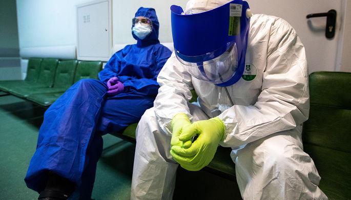 «Будет циркулировать»: когда пандемия COVID-19 отпустит Россию