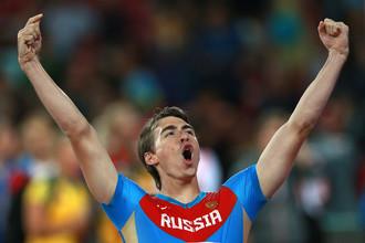 Одна из главных надежд сборной России на чемпионате мира по легкой атлетике в Лондоне — 2017 Сергей Шубенков, специализирующийся на беге с барьерами