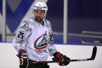 Российский хоккеист Данис Зарипов