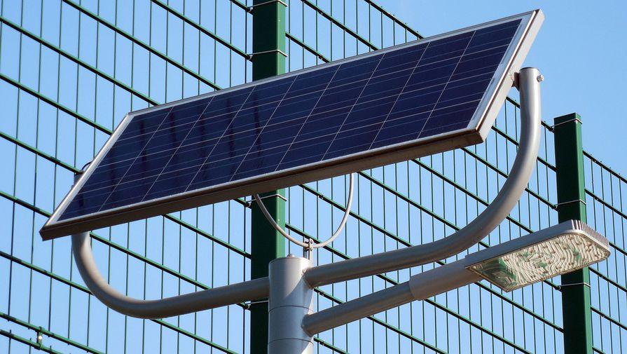 В России могут появиться субсидии на солнечные батареи для граждан