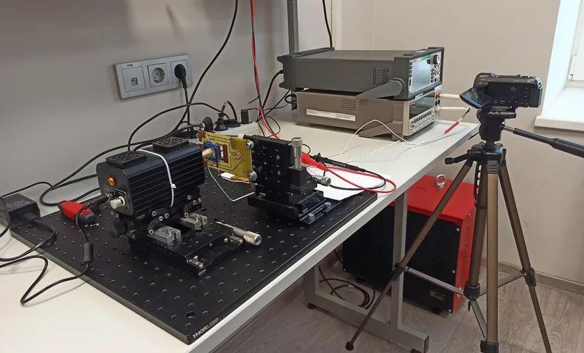 Разработан дешевый пленочный детектор терагерцового излучения
