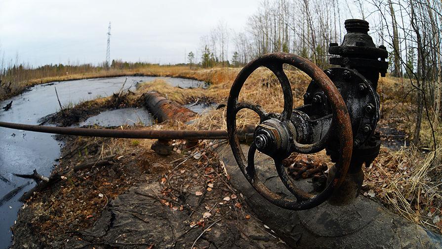 На Ямале произошел разлив нефтепродуктов
