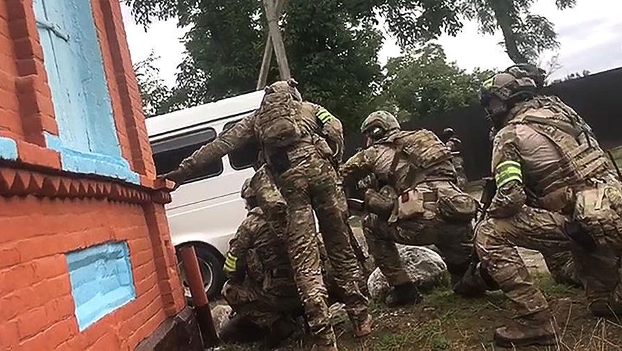 Правоохранители ликвидировали двух боевиков в Ингушетии
