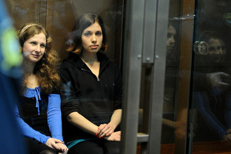 Председатель Мосгорсуда Ольга Егорова не исключила, что приговор участницам Pussy Riot может быть смягчен