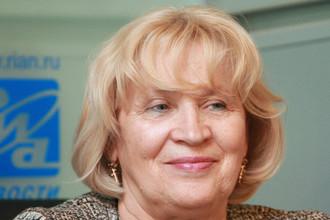 Валентина Родионенко излучает оптимизм