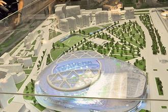 План реконструкции Петровского парка