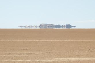 Мираж в египетской пустыне