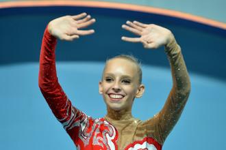 15-летняя Яна Кудрявцева стала абсолютной чемпионкой мира