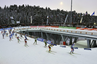 Ханты-Мансийск примет последний крупный биатлонный старт в сезоне