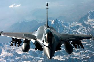 Многоцелевой истребитель Dassault Rafale Дассо «Рафаль» (Франция)