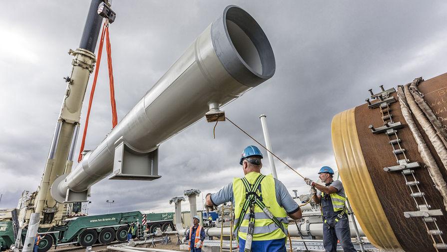 Новак: «Северный поток-2» однозначно будет достроен