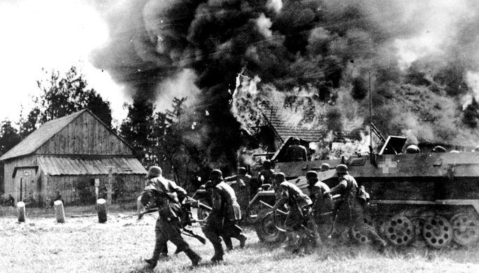 «Офицеры вермахта боятся войны»: СВР рассекретила шифровки Второй мировой